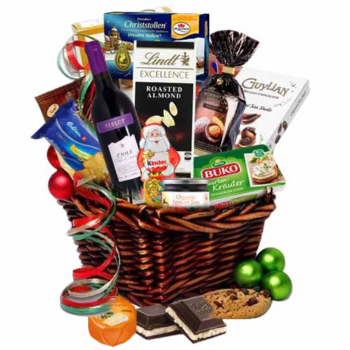 Special Hamper Christmas for Christmas